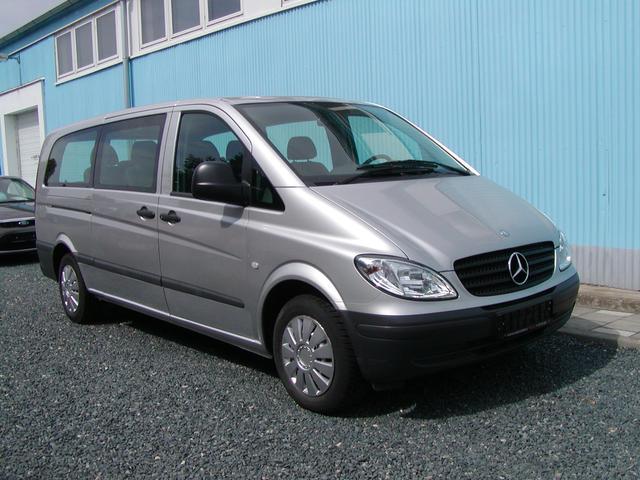 Mercedes-Benz Vito 115 CDi-LONG- 9MÍST-TOP!!