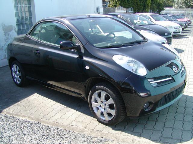 Nissan Micra 1.4i,16V CC,TOP STAV!!