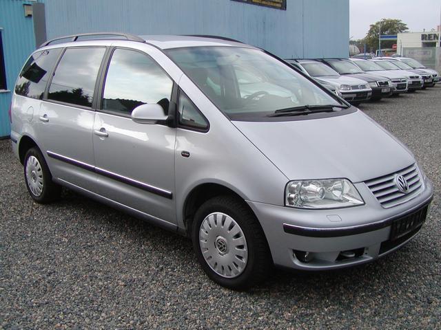 Volkswagen Sharan 2.0TDi,BUSINESS,XENON,VÝB.STAV