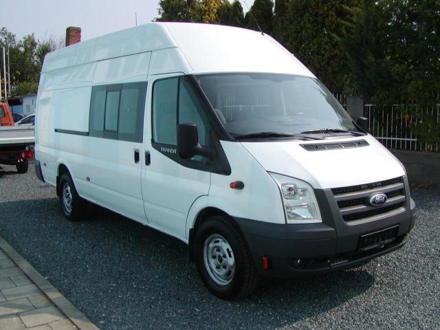 Ford Transit 350 EL,2.4TDCi,6míst,Maxi,Temp