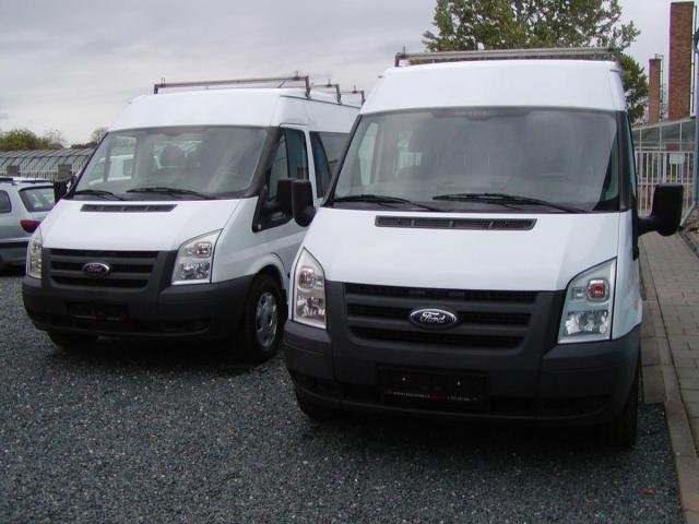 Ford Transit 2.2TDCi,350L,6-MÍST,VÝB.STAV!!