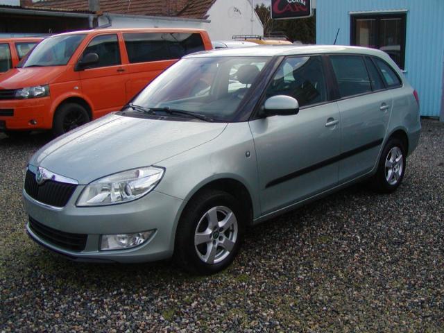 Škoda Fabia 1.6TDi,AMBIENTE,CLIMATRONIC