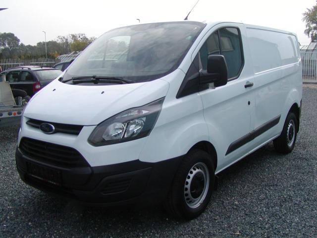 Ford Transit Custom 330, 2.2TDCi,92KW,VÝB. STAV !!