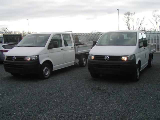 Volkswagen Transporter 2.0TDi,4X4,DOUBLECAB,VALNÍK