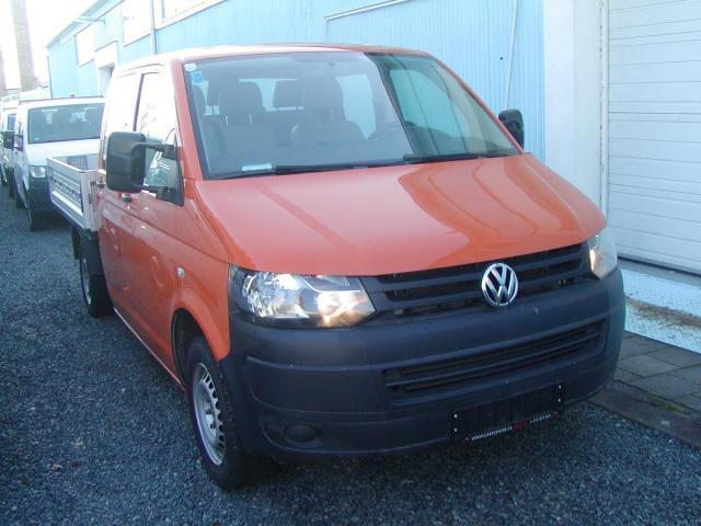 Volkswagen Transporter 2.0TDi, DOKA,VALNÍK,TEMPOMAT !