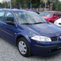 Renault Megane 1.9DCi,6-ti kvalt,klima,88 kW!