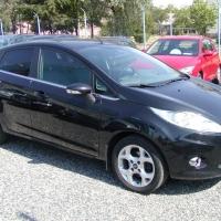 Ford Fiesta 1.6 TDCi,TITANIUM,TOP STAV!