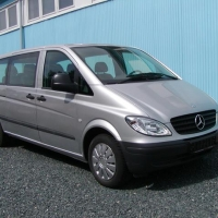 Mercedes-Benz Vito 115 CDi-LONG- 9MÍST-TOP!!
