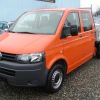 Volkswagen Transporter 2.0TDi,DOUBLECAB,VALNÍK,VÝB.ST