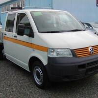 Volkswagen Transporter 1.9TDi,DOKA,VALNÍk,KLIMA !!