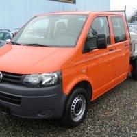 Volkswagen Transporter 2.0TDi,DOKA,VALNÍK,KLIMA,103KW