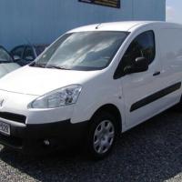 Peugeot Partner 1.6 HDi,LONG,1.MAJ ČR,VÝB.STAV