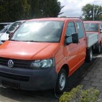 Volkswagen Transporter 2.0TDi,DOKA,VALNÍK,R.V.2014 !!