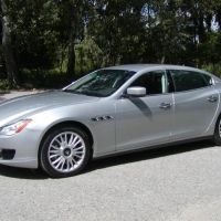 Maserati Quattroporte 3.0 D,TOP STAV,1.MAJITEL !!