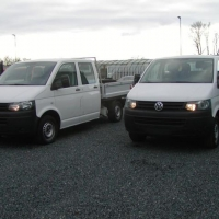 Volkswagen Transporter 2.0TDi,4X4,DOUBLECAB.VALNÍK !!