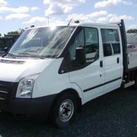 Ford Transit 2.2TDCi, NAJETO 35TIS.KM !!!