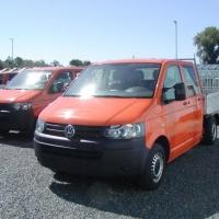 Volkswagen Transporter 2.0TDi,DOKA,VALNÍK,VÝB.STAV!!