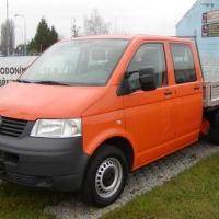 Volkswagen Transporter 2.5TDi,DOKA,VALNÍK,KLIMA !!