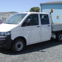 Volkswagen Transporter 2.0TDi,DOKA,VALNÍK,KLIMA,TEMPO